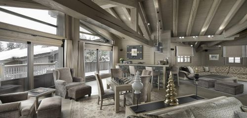 Chalet Abruzzes, Courchevel 1850