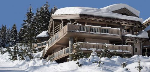 Chalet Karakoram, Courchevel 1850