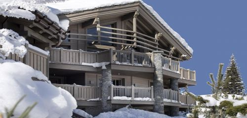 Chalet Panmah, Courchevel 1850