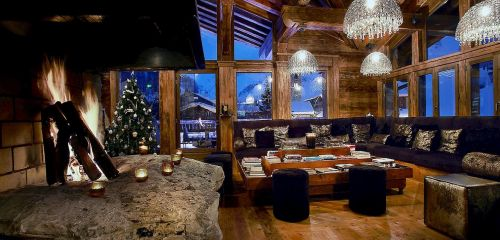 Chalet Muztagh, Courchevel 1850