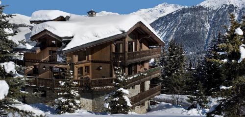 Chalet Tsuga, Courchevel 1850