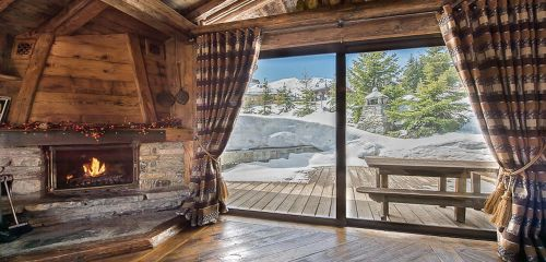 Chalet Anchorage, Courchevel 1850