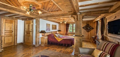 Chalet Alaska, Courchevel 1850