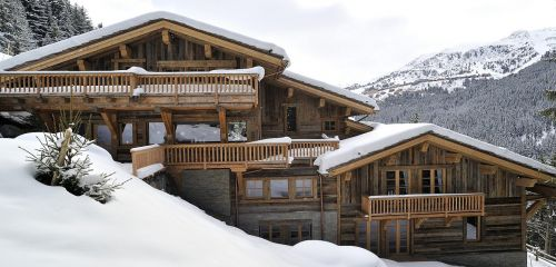 Chalet Le Grand Cerf, Méribel