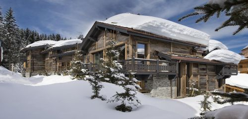 Chalet Le petit Palais, Courchevel 1850