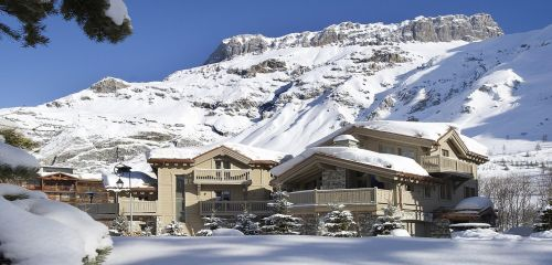 Chalet White Pearl, Val d'Isère