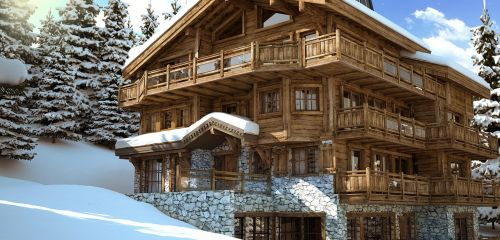 Chalet Owens, Courchevel 1850