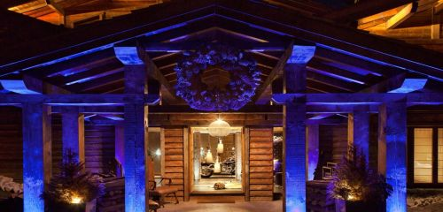 Chalet One Oak, Megeve