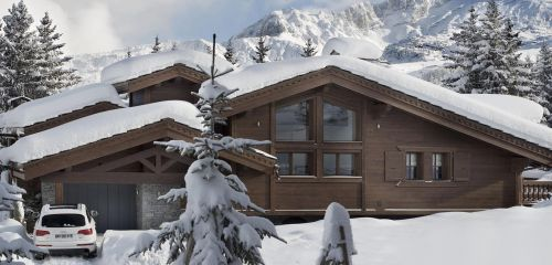 Chalet Coquelicot, Courchevel 1850
