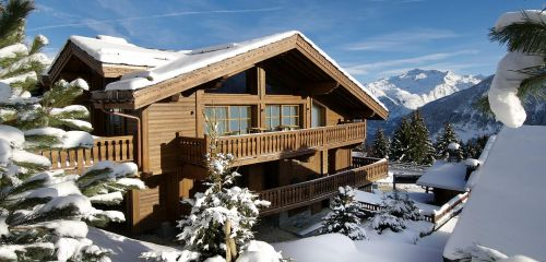 Chalet Blanchot, Courchevel 1850